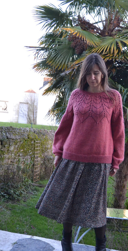 pléiades french poetry kokechic pull whitmoor sweater