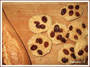 biscuits des vendangeurs