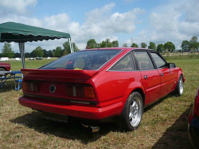 ROVER SD1 Vitesse V8 1984 Madine (2)