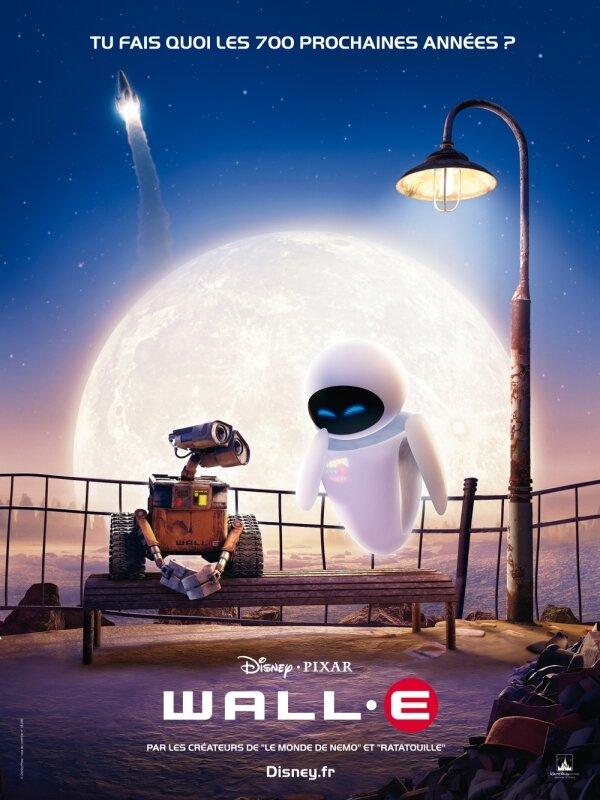Wall-E (2008 - 10sur10)