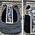 36 - 0235 - costumes, parures ecclésiastiques