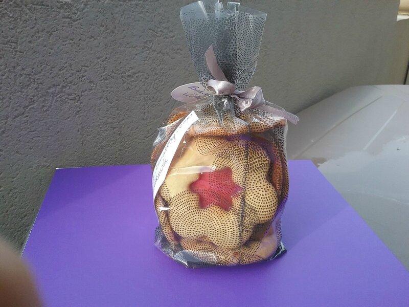 Paquets cadeaux Biscuits Vitraux 062