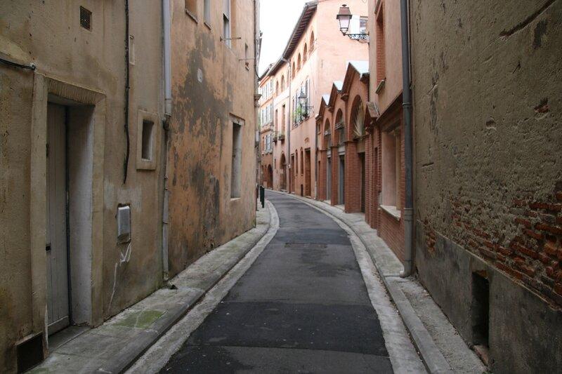Rue de l'homme armé
