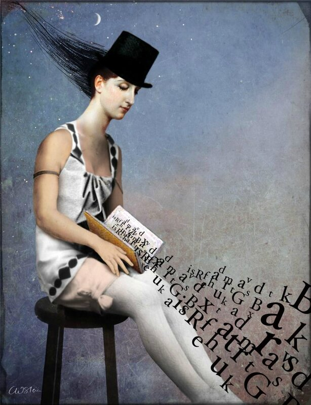Catrin Welz-Stein - German Surrealist Graphic Designer - Tutt'Art@ (51)