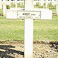 Soldat Pierre ALBERT