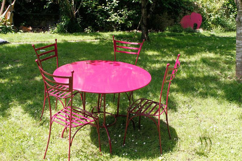 mobilier de jardin PEPINIERES le lann bordeaux e