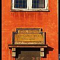 Copenhague : façade du Nyhavn