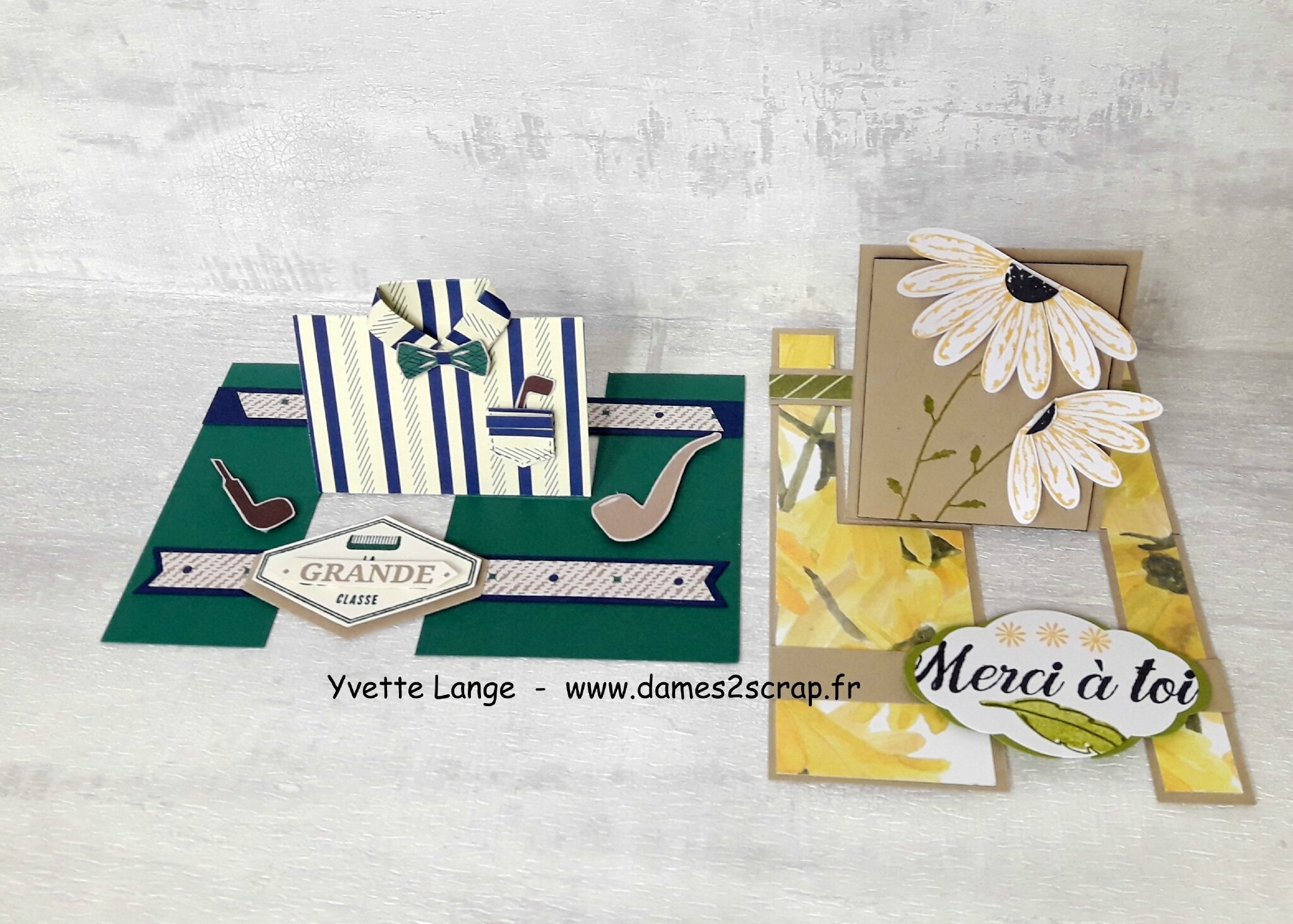 Cartes Les Ateliers Carterie Dyvette