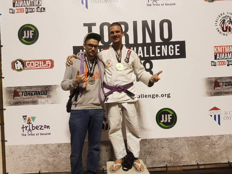 Podium Sam TJJ 2018