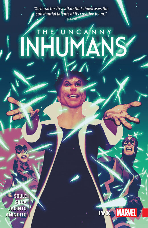 uncanny inhumans vol 04 IvX TPB