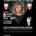 Elisabeth de caligny 'ufos in poland' french-speaking conference 8/03