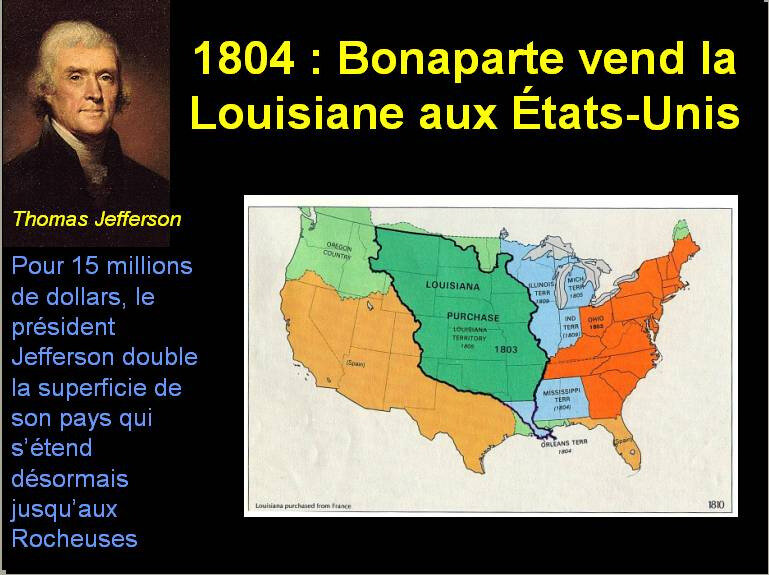 vente louisiane