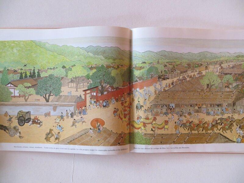 L'histoire du Japon en images