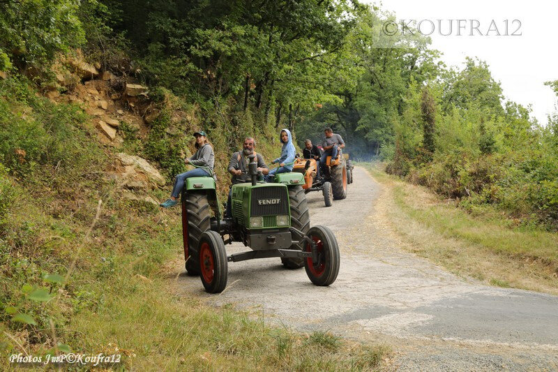 Photos JMP©Koufra 12 - Cornus - Rando Tracteurs - 15082019 - 0104
