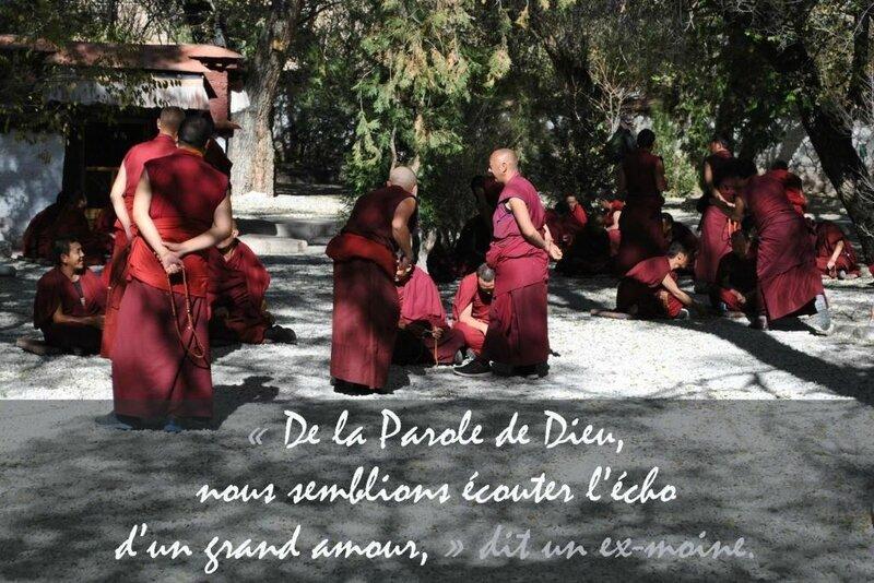 echo-d-amour au monastere