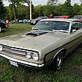 Ford torino gt fastback hardtop coupe-1969