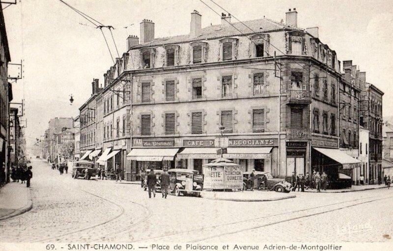 place de Plaisance et av Adrien-de-Montgolfier