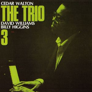 Cedar Walton - 1985 - The Trio, Vol