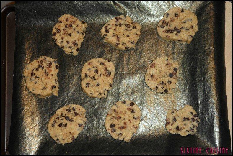 Cookies Valhona 2