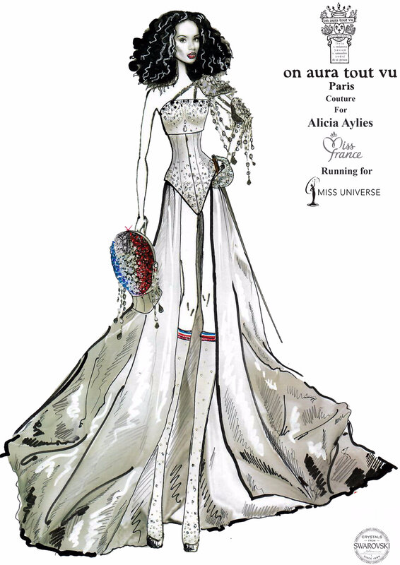 Alicia_ Aylies_wearing_on_aura_tout_vu_for_Miss_Univers _sketch