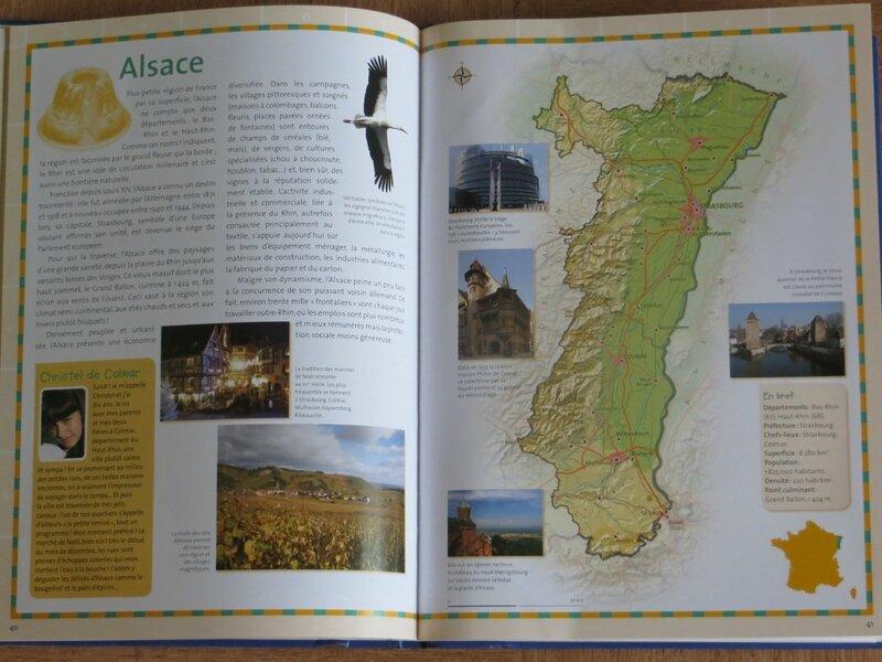 Atlas de la France des enfants