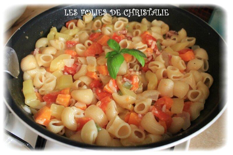 One pot pasta 6