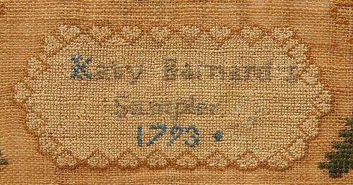 Katy Barnard 1793 detail 1