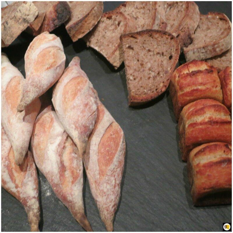 Sélection de pains maison