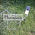 Mes musiques du moment ~ 12