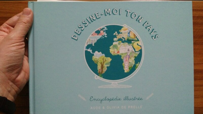 """Projet classes à Butembo (FUB), Livre """"Dessine-moi ton pays"""", 56 pays, exposition à Domazan (Gard)"""