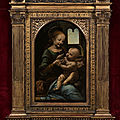 Leonardo da vinci's masterpiece 'the benois madonna' returns to italy after 35 years