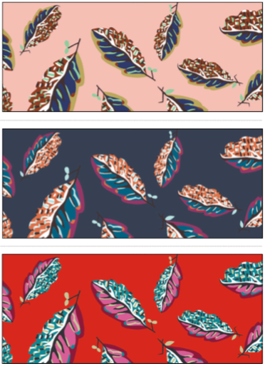 03636282 Woven Leaves +