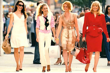 00767626_photo_kristin_davis_sarah_jessica_parker_cynthia_nixon_et_kim_cattrall_dans_le_film_sex_the_city