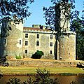 Chateau de Montbrun.