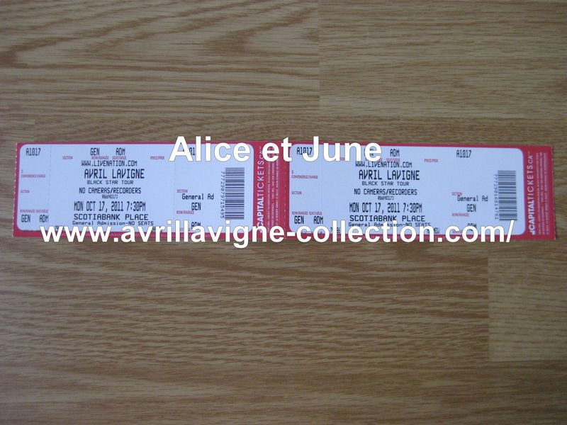 The Black Star Product/Pack VIP - Ticket de concert