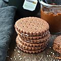 Biscuits tout choco #vegan