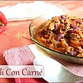 Chili con carné weight watchers