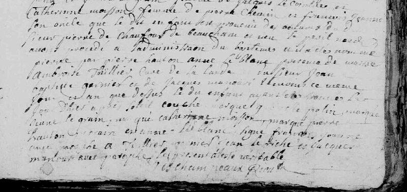 17 avril 1731 2