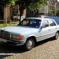 Mercedes 280 se (paul pietsch classic 2014)