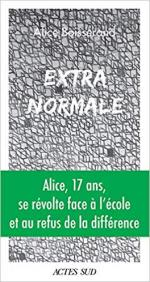 Extra-normale couv