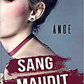 Sang maudit, d'ange, édité par castelmore