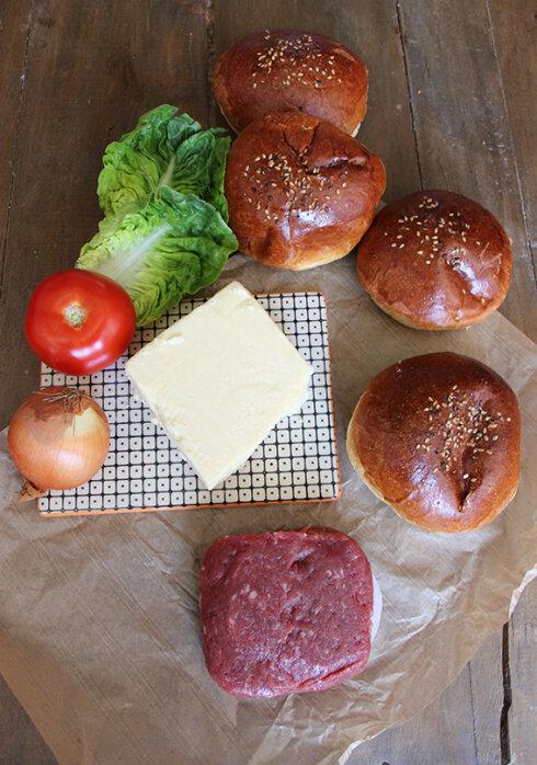 English Royal Burger