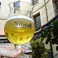 Le nouveau format de la biere duvel pour aperitif