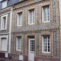 Yport, maison typique / Typical house