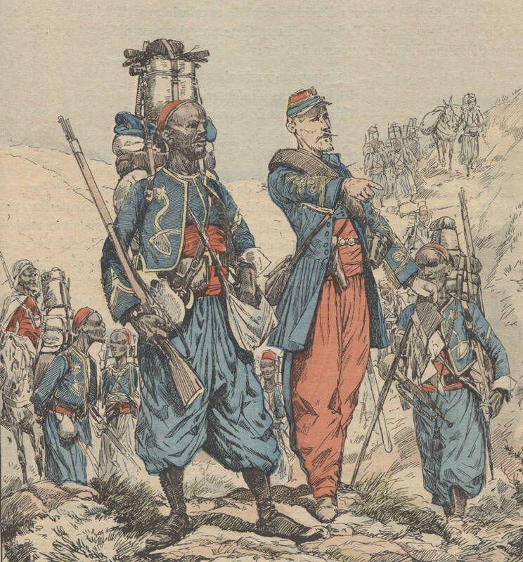 tirailleurs-algeriens