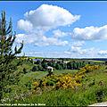 48-lozère - paysages de margeride