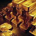Lingots d'or mystique pour deborder la richesse dans votre vie de maitre fifatin