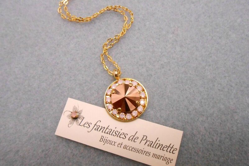 bijoux-mariage-soiree-temoin-pendentif-berenice-cristal-rose-gold-strass-rose-opal