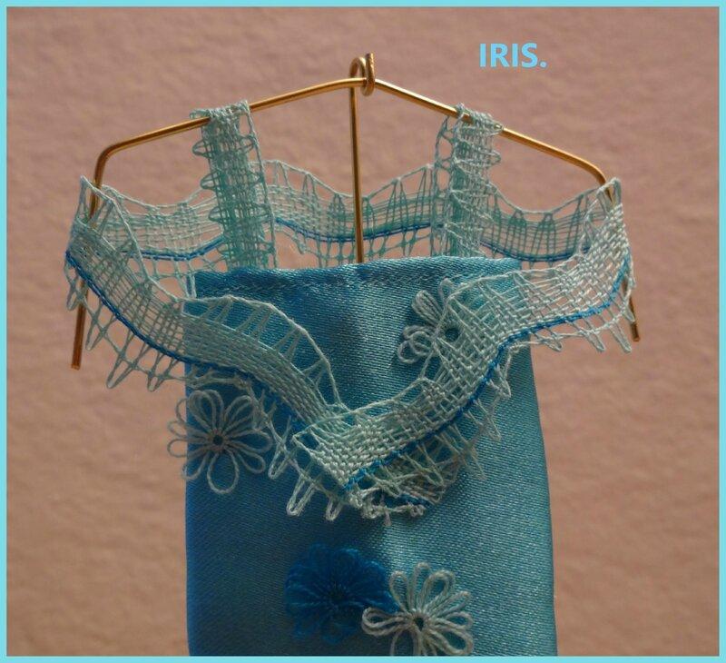 châle de la robe 1
