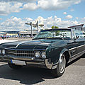OLDSMOBILE Ninety Eight 2door convertible 1966 Sinsheim (1)
